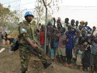 Markas PBB Sudan Selatan Diserbu, 20 Tewas
