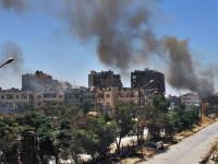 Demi Bantuan Kemanusiaan, SAA dan Militan Suriah di Homs Gencatan Senjata