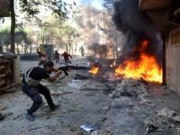 Pertempuran Sesama Militan di Abu Kamal, 90 Gerilyawan Tewas