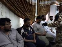 Lagi, Ratusan Gerilyawan Menyerah Kepada Tentara Suriah