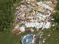 Tornado Landa Arkansas dan Oklahoma, Tewaskan 17 Orang