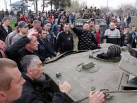 Tentara Ukraina yang Dikirim untuk Menumpas Pemberontakan, Membelot
