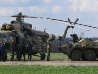 Ukraina Mulai Lancarkan Operasi Militer di Ukraina Timur