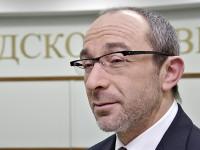 Wali Kota Kharkiv Ukraina Timur Ditembak
