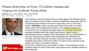 Debka tidak menyebut Al-Qaeda sebagai teroris