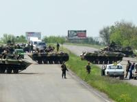 Pasukan Ukraina Blokade Kota Slavyanks
