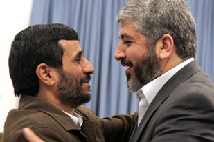 ahmadinejad dan khaleed meshal