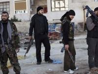 Militan di Suriah