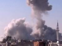 Ledakan Dahsyat Guncang Aleppo, Bangunan Bersejarah Hancur