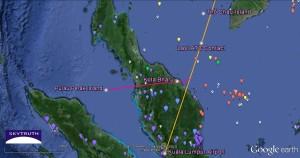 data satelit