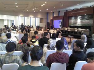 hadirin acara Deklarasi Jakarta (foto:LiputanIslam.com)