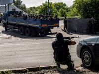 Pertempuran Hebat di Bandara Donetsk, Puluhan Tewas