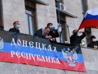 2 Provinsi Ukraina Timur Gelar Referendum Tgl 11 Mei