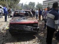Tiga Bom Guncang Mesir, 1 Polisi dan 1 Tentara Tewas