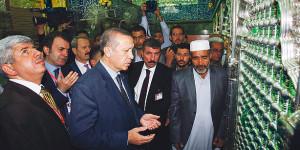 erdogan visit sy ali