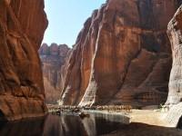 Guelta d'Archei, Eksotika di Jantung Sahara