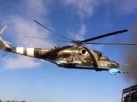 Helikopter Ukraina Serang Pasukan Sendiri