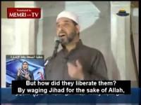 Seruan Jihad dari Palestina