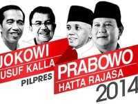 Hasil Survei LSI, Jokowi Unggul, Prabowo Berpeluang