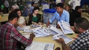 irak ballot