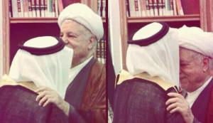 iran rafsanjani dubes saudi