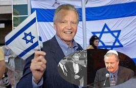 Jon Voight, ayah Jolie pendukung Zionis Israel