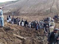 Korban Tanah Longsor di Afghanistan Mencapai 2.100 Tewas