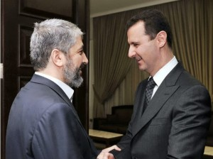 Kedekatan Hamas dan Suriah