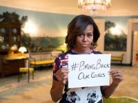 Korban Boko Haram Berbuah Bully untuk Michelle Obama