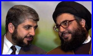 Kedekatan Hamas dan Hizbullah