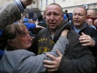 67 Tahanan Pro-Rusia Dibebaskan Polisi Odessa