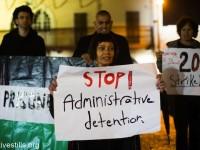 5000 Tawanan Palestina Mulai Aksi Mogok Makan