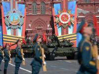 "Ukraina ""Mendidih"" Saat Rusia Gelar Parade Militer Akbar"