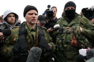 pro russia militia