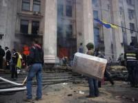 Aktivis Pro-Ukraina vs Pro-Rusia Bentrok, 40 Warga Diperkirakan Tewas