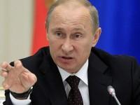 Putin Peringatkan Perang Saudara di Ukraina