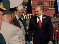Ukraina – Barat Kecam Kunjungan Putin ke Krimea