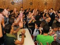 Presiden Suriah Adakan Ramah Tamah Dengan Putera-Puteri Martir