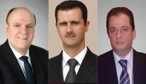 ثلاثة مرشحين يتنافسون على منصب رئاسة الجمهورية السورية