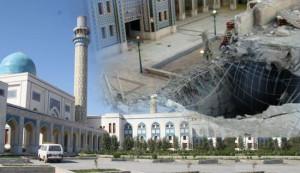Makam Uwais al-Qarni ra yang dihancurkan ISIS
