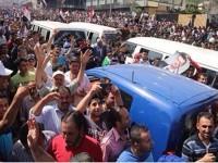 Heboh Tsunami Pesta Demokrasi Suriah di Lebanon