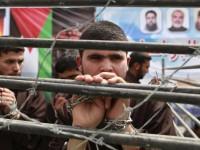 70 Tahanan Palestina Mulai Aksi Mogok Makan