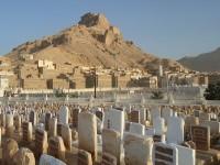 Area pemakaman Zanbal