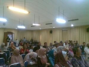 Para peserta, foto: Liputan Islam