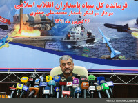 IRGC: Iran Surplus Rudal Berpresisi Tinggi Dan Berjarak Jelajah 2000 Kilometer