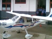 Anak SMK Pun Mampu Membuat Pesawat