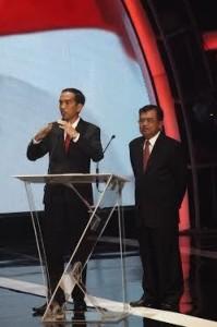 Jokowi JK debat