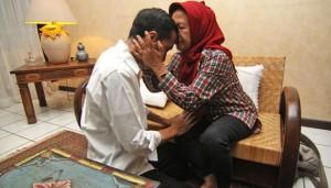 Jokowi dan Ibu