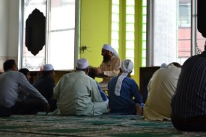 Khutbah Jumat. Foto: Farchan