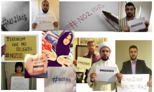 No To ISIS, foto: twitter